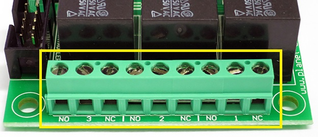 RelayConnector