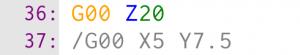 blockdelete_g-code