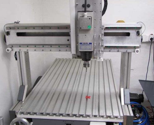 How to setup CNC machine using PlanetCNC software and