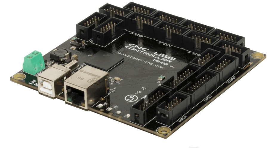 Cnc Usb Controller Mk3 9 Axis