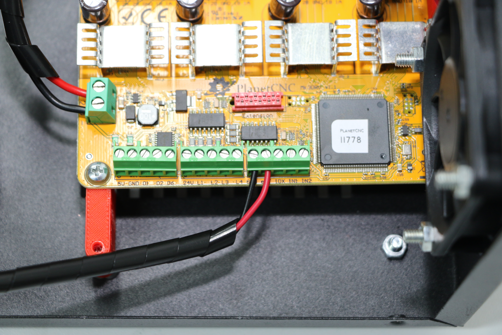 Replacing Chinese Jp382c Board With Genuine Placnc Mk3drv