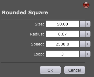 How to set speed and acceleration values in PlanetCNC TNG