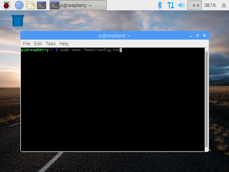 Installing PlanetCNC TNG software on Raspberry Pi 3 - Planet CNC
